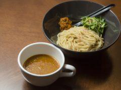 エビ咖喱つけ麺